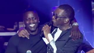 Youssou Ndour - SONG DAAN ft AKON - VIDEO BERCY 2017