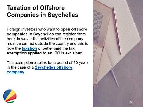 Set Up an Offshore Company in Seychelles