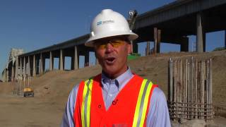 Gerald Desmond Bridge Replacement Project Foundation Construction Tip Grouting