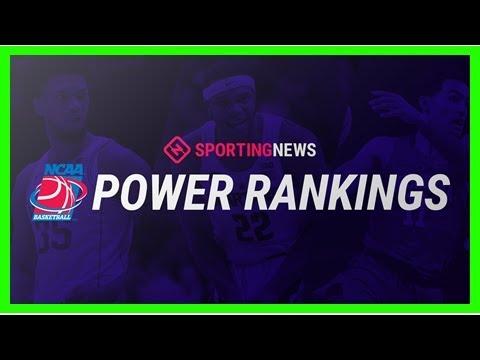 College Basketball Power Rankings: Michigan State reigns, Duke slips, Kentucky vanishes