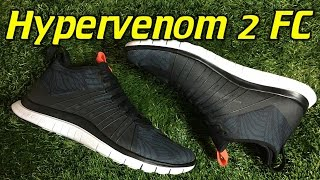 Neymar Nike Free Hypervenom 2 F.C.