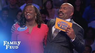 Video HYSTERICAL Fast Money - Don't miss the ENDING!!! | Family Feud MP3, 3GP, MP4, WEBM, AVI, FLV Desember 2018