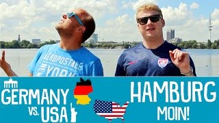 Hamburg Germany  City pictures : HAMBURG - Germany vs USA