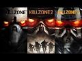 Killzone Saga Game Movie all Cutscenes 1080p 2004 2013