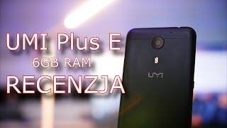 UMI Plus E - 6GB RAM za 220$ - test, recenzja #76 [PL] Video
