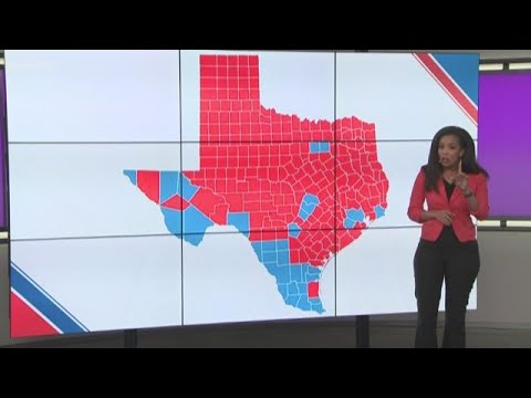 Blue Wave Analysis: 2018 Midterm Election results in Texas