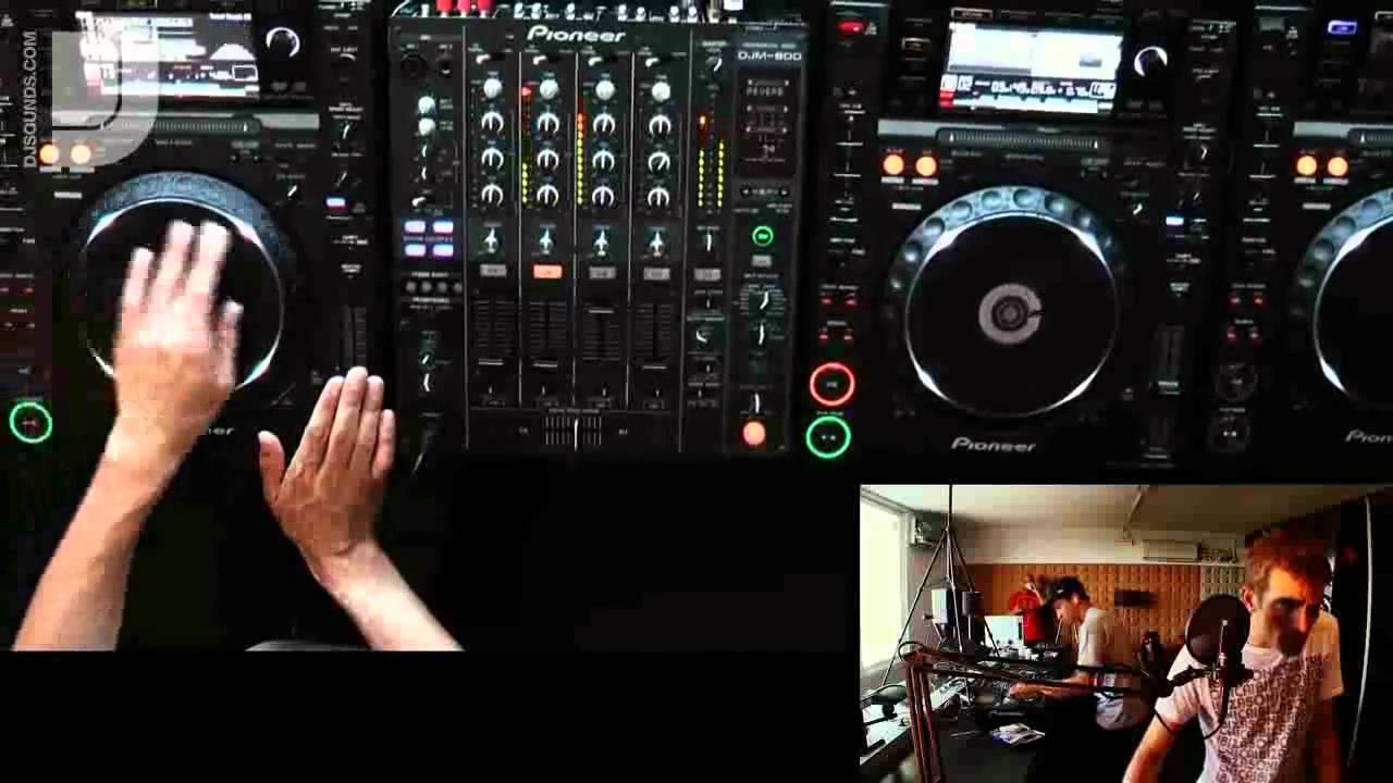 Laidback Luke - Live @ DJsounds Show 2010 (Part 1)