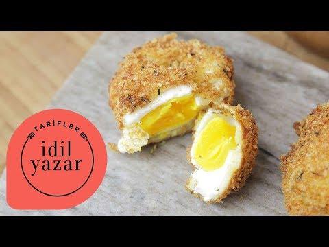 Kızarmış Poşe Yumurta