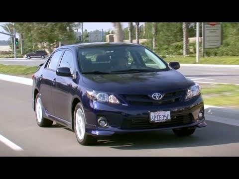 2011 Toyota Corolla Review – Kelley Blue Book