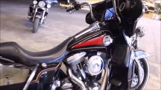 6. 1991 Harley Davidson Electra Glide Ultra Classic