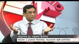 Interview on Refractive Surgery with ATN News TV: Guest Prof. M. Nazrul Islam