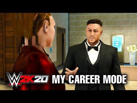 WWE 2K20 My Career Mode - Ep 1 - A BRAND NEW START!!