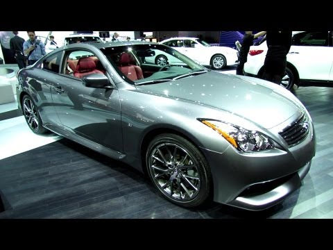2014 Infiniti Q60 IPL Coupe (G37 Coupe) - Exterior and Interior Walkaround - 2013 New York Auto Show