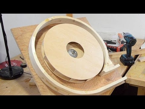 blower - Using a cheap table saw motor to build an efficient blower for a dust collector http://woodgears.ca/dust_collector/blower_build.html.