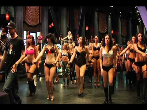 EXCLUSIVE! Behind the scenes look at Pussycat Doll Auditions
