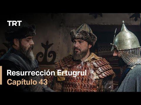 Resurrección Ertugrul Temporada 1 Capítulo 43