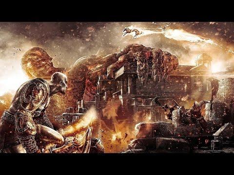 God of War 3 tiêu diệt Thần Rèn Thần Mặt Trời và Hera (видео)