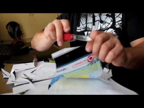 Заточка ножа- как за 15-20 минут сделать эффект лезвия!!