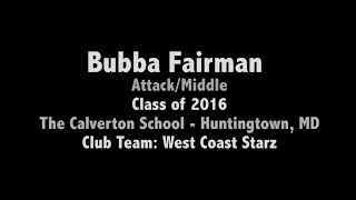 Bubba Fairman - 2014 Adrenaline Fall Invitational