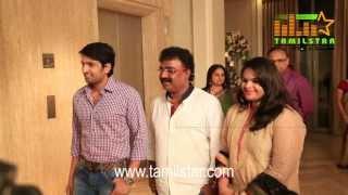 Anchor Ramya and Aparajith Wedding Reception