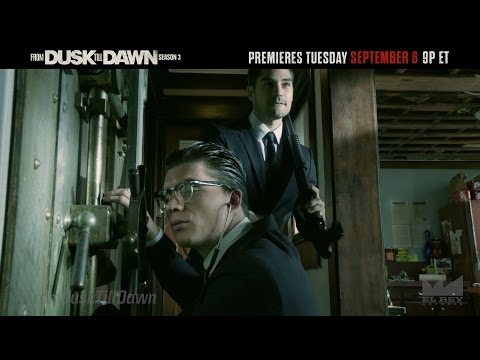From Dusk Till Dawn -Season 3 Catch-Up: The Gecko Brothers