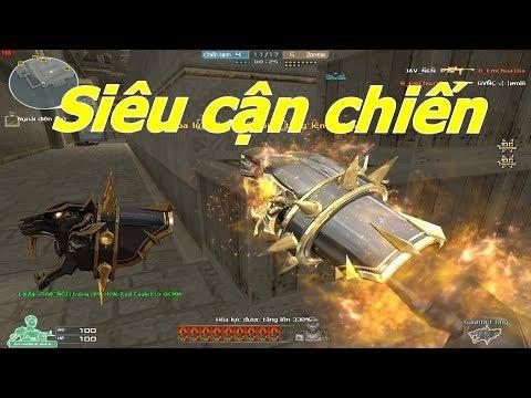 Cận Chiến Bá Đạo Chó Béc-Giê Đã Về CFVN - Tiền Zombie v4 - Thời lượng: 10:22.