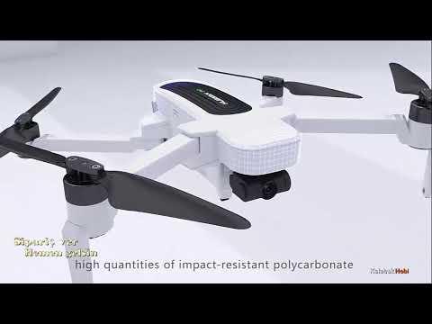hubsan zino h117s 4k drone