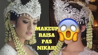 Video RAHASIA MAKEUP MUA HITS ! MARLENE HARIMAN - makeup wedding raisa MP3, 3GP, MP4, WEBM, AVI, FLV April 2019
