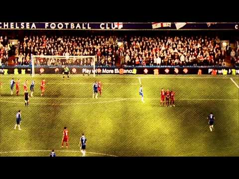 Frank Lampard Top 10 Goals HD