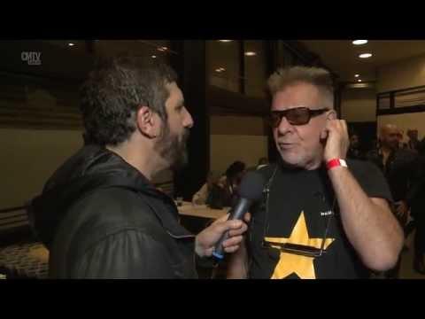 León Gieco video Entrevista Conduciendo a Conciencia  - 8 Octubre 2015