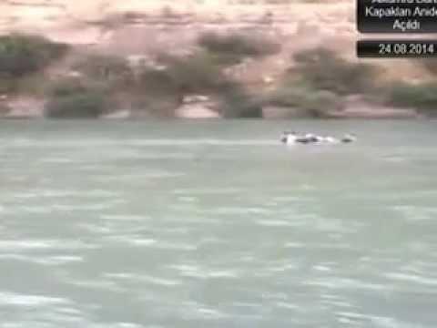 Siirt'te Baraj kapakları habersiz açıldı 5 ölü