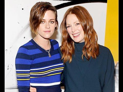 Julianne Moore Has Known Still Alice Costar Kristen Stewart Since Stewart Was 12