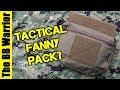TACTICAL FANNY PACK UNDER $25? Emerson Drop Down Pouch Review