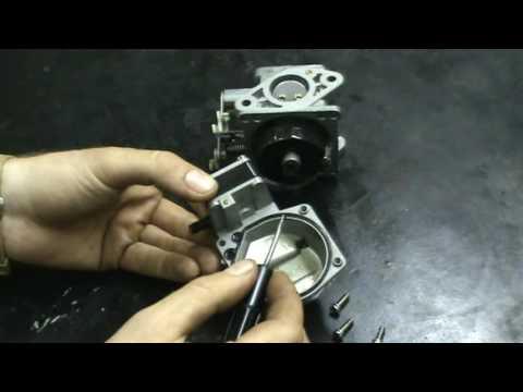 как отрегулировать карбюратор лодочного мотора тохатсу