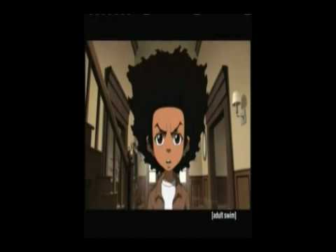 The Boondocks Season 3 Episode 13 pt 2  The Fried Chicken Flu