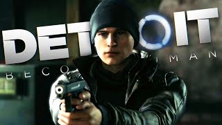 WILL HE SHOOT THEM!? | Detroit:Become Human - Part 8