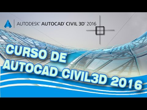TUTORIAL AUTOCAD CIVIL 3D 2016_INTRODUCCION