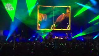 Afroki (Afrojack & Steve Aoki) - LIVE at TomorrowWorld (28.09.2013)