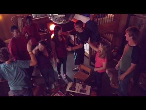 'Fireflies' by Owl City performed by D-Pan ASL Music Video Camp