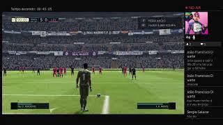 FIFA 18 modo carreira #1