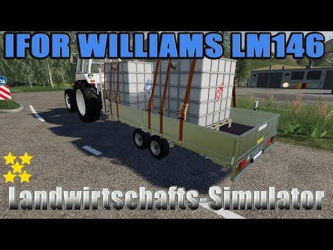 Ifor Williams LM146 v1.0.0.0