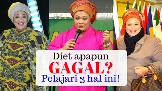 Download Video Atasi DIET GAGAL dengan 3 cara ampuh ala Dewi Hughes! : Episode 37 MP3 3GP MP4