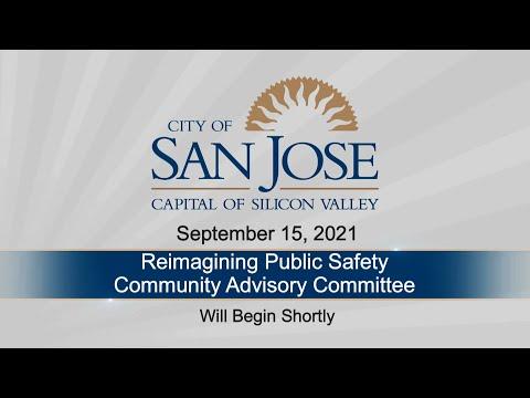 SEP 15 2021 Reimagining Public Safety