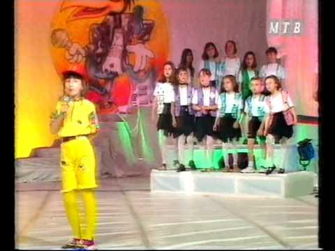 detski pesni - Festival SI-DO 95 Avtor:Dragan Karanfilovski-Boys.