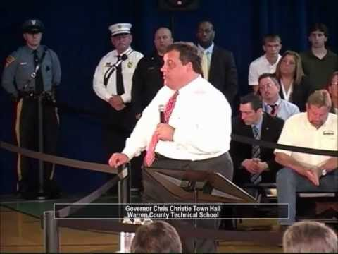 ChrisChristieVideos - Chris Christie - Leaving Debt to Future Generations.