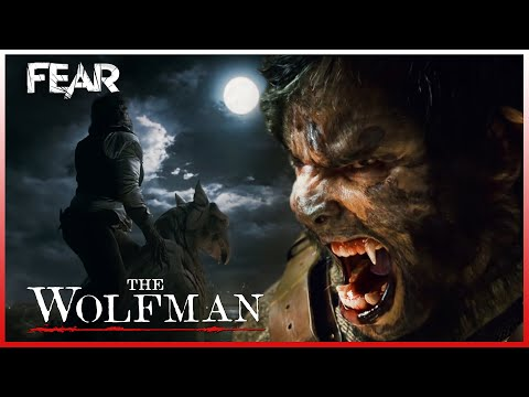 Asylum Escape | The Wolfman