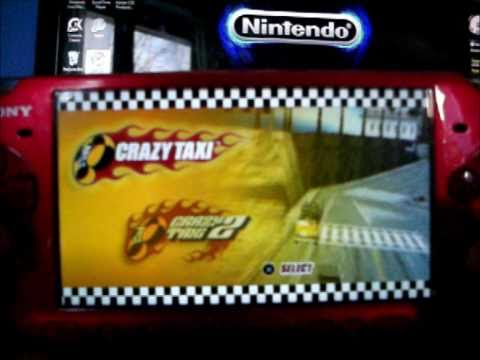 crazy taxi fare wars psp cheats
