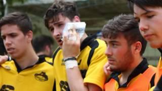 Lanuvio Italy  city photo : Avezzano Rugby Under 18 Santeramo, Lanuvio e Logaritmo Messina