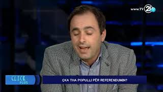 Ademi: Në aspekt legjitim, Referendumi ishte i suksesshëm