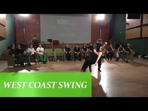 KIWI Fest, Open Strictly Finals (видео)